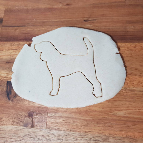 Beagle Standing Silhouette Cookie Cutter - just-little-luxuries