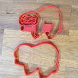 Sloth Cookie Cutter - just-little-luxuries
