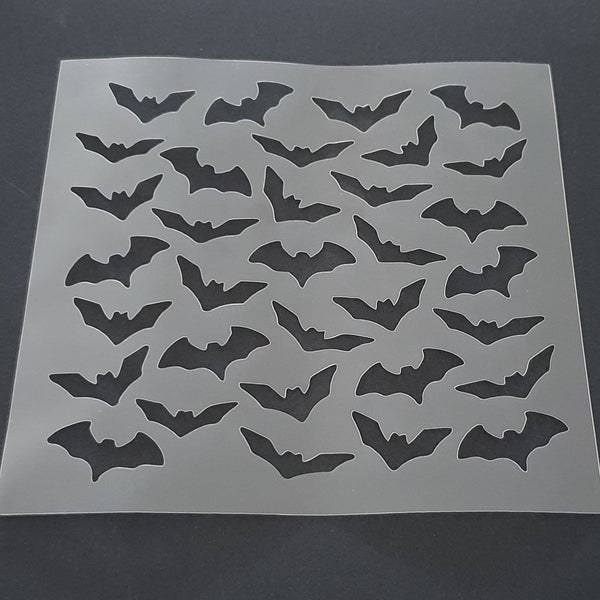 Bats Cookie Stencil - just-little-luxuries