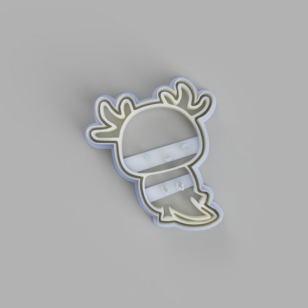 Axolotl Winking Cookie Cutter - just-little-luxuries