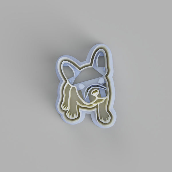 French Bulldog Standing Cookie Cutter - just-little-luxuries