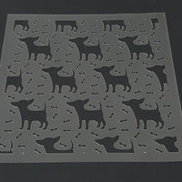 Chihuahua Cookie Stencil - just-little-luxuries