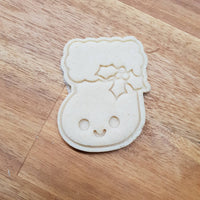 Christmas Stocking Cookie Cutter - just-little-luxuries