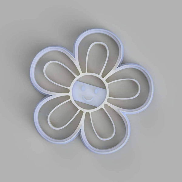 Flower with Five Petals Cookie Cutter - just-little-luxuries