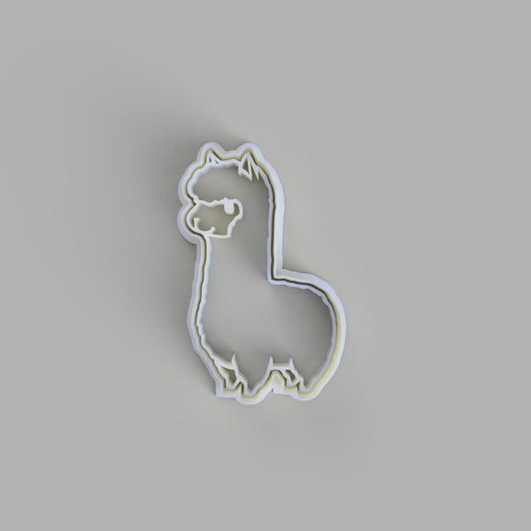 Llama Cookie Cutter - just-little-luxuries