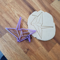 Paper Crane Cookie Cutter - just-little-luxuries