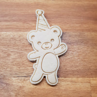 Teddy Bear Cookie Cutter - just-little-luxuries