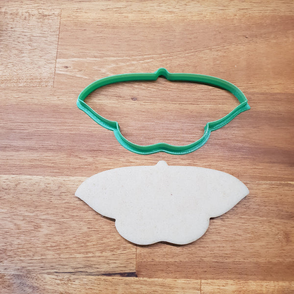 Moth Cookie Cutter - just-little-luxuries