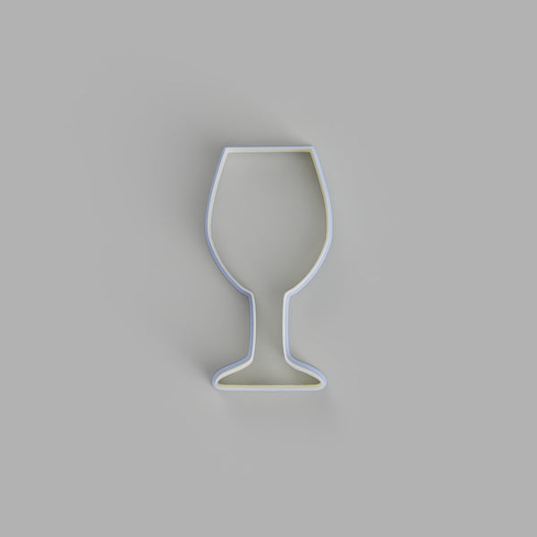 Wine Glass Cookie cutter - just-little-luxuries