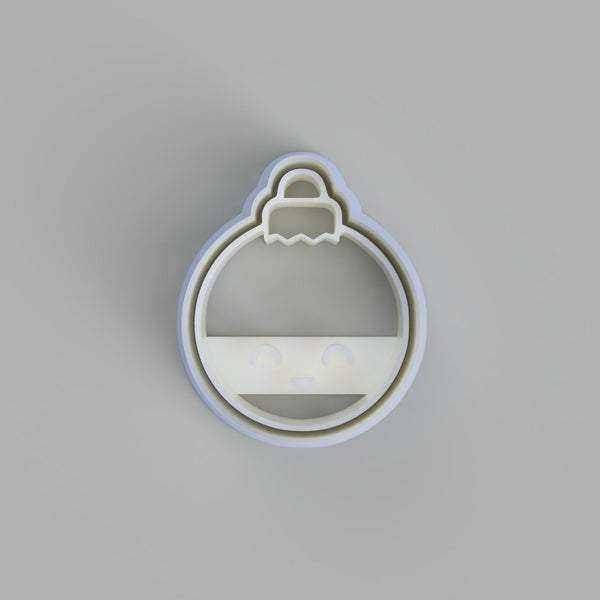 Christmas Bauble Cookie Cutter - just-little-luxuries