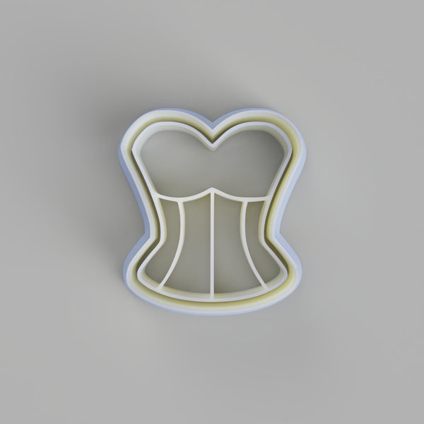 Corset Cookie cutter. - just-little-luxuries