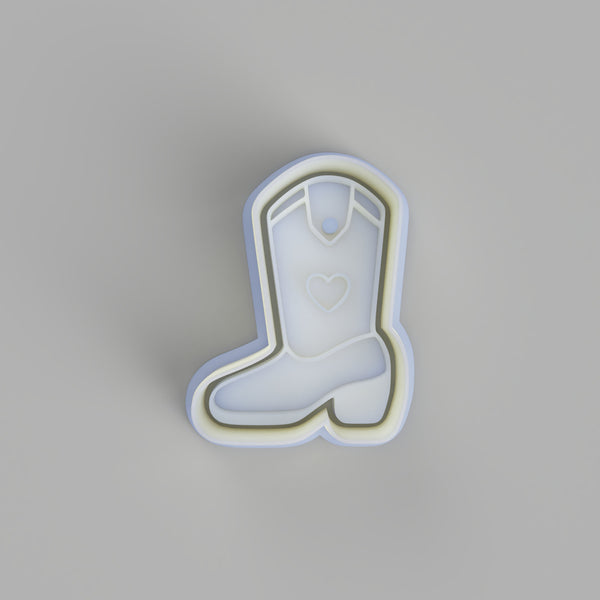Cowgirl Boots Cookie cutter. - just-little-luxuries