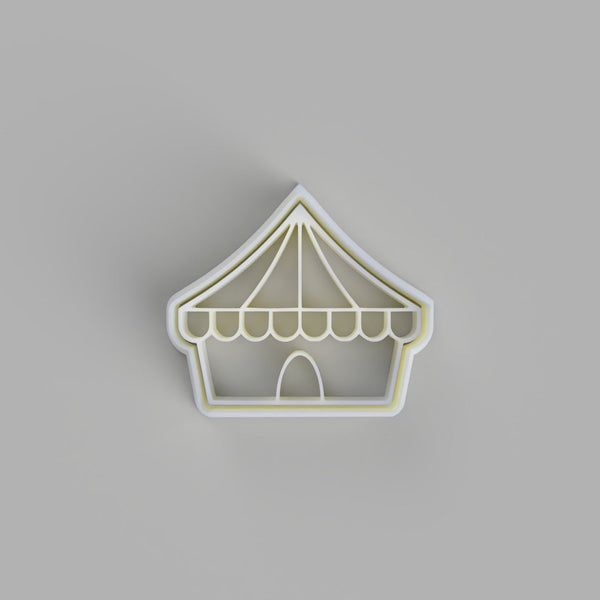 Circus Tent cookie cutter - just-little-luxuries