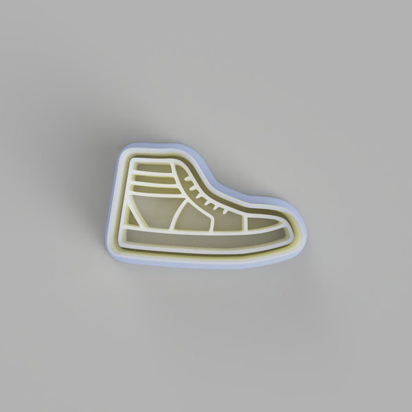Basketball Shoe Cookie cutter - just-little-luxuries
