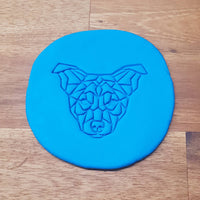 Geometric Dog Cookie Embosser - just-little-luxuries