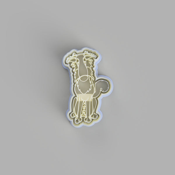 Borzoi Cookie Cutter - just-little-luxuries