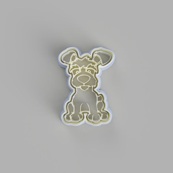 Yorkipoo cookie cutter - just-little-luxuries