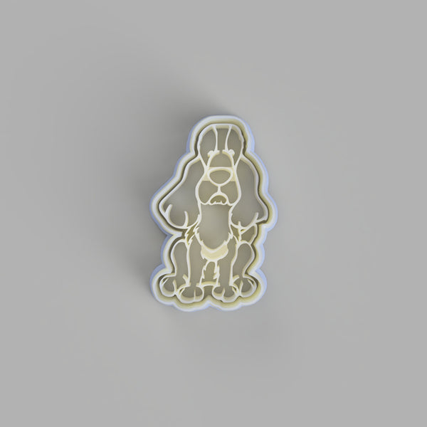 English Cocker Spaniel Cookie Cutter - just-little-luxuries