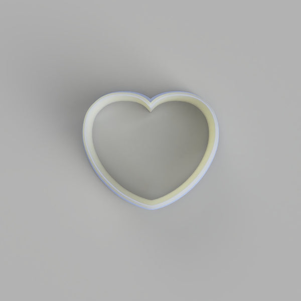 Lucky Charms - Heart Cookie Cutter - just-little-luxuries