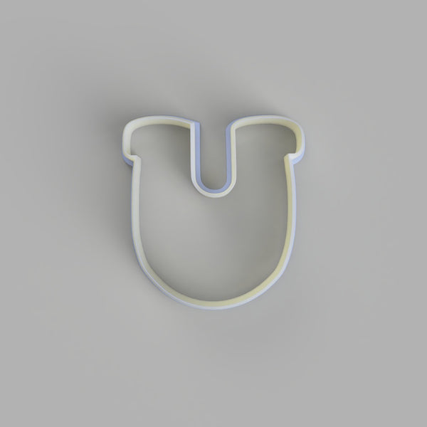 Lucky Charms - Horseshoe Cookie Cutter - just-little-luxuries