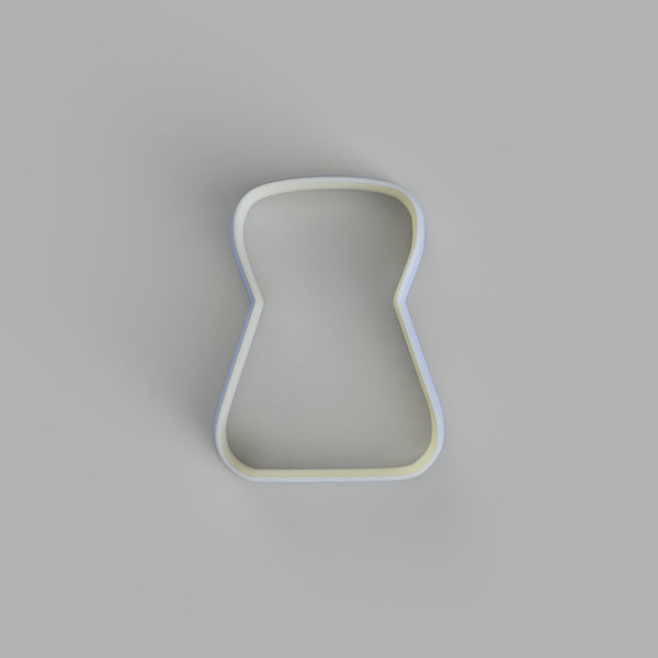 Lucky Charms - Hourglass Cookie Cutter