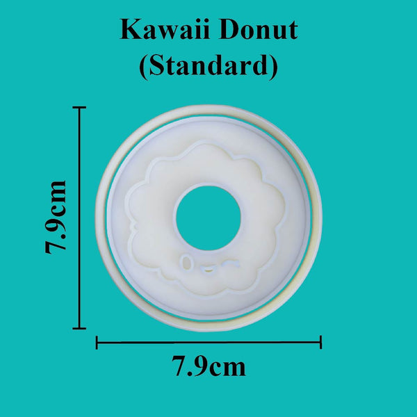 Kawaii Donut Cookie Cutter - just-little-luxuries