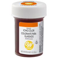 Orange Gel Food Colouring Icing Color - just-little-luxuries