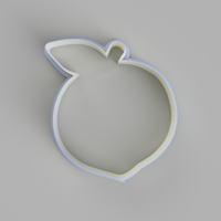 Peach Cookie Cutter - just-little-luxuries