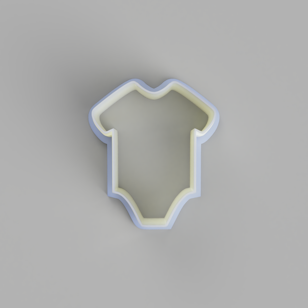 Baby romper cookie cutter - just-little-luxuries