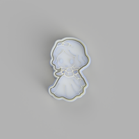 Chibi Snow White (2) Cookie Cutter