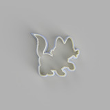 Halloween - Spooky Kitty (4) Cookie Cutter