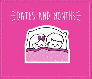 DATES AND MOTHES