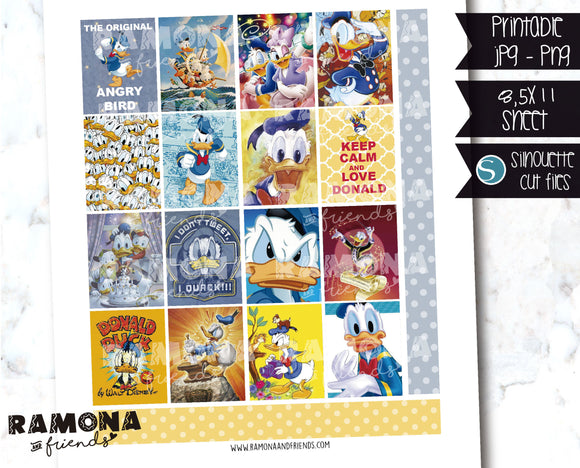 COD1243- Disney stickers / Erin Condren planner stickers