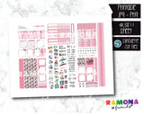 COD255- Hobonichi week stickers / Hobo stickers