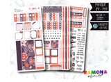 COD301- Hobonichi week stickers / Hobo stickers
