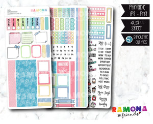 COD306- Hobonichi week stickers / Hobo stickers