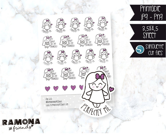 COD652- Love yourself stickers / Love stickers