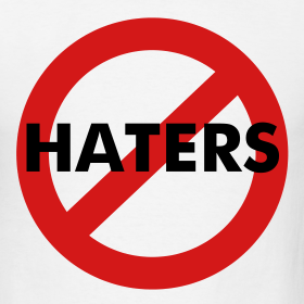 DEALING WITH HATERS & NEGATIVITY