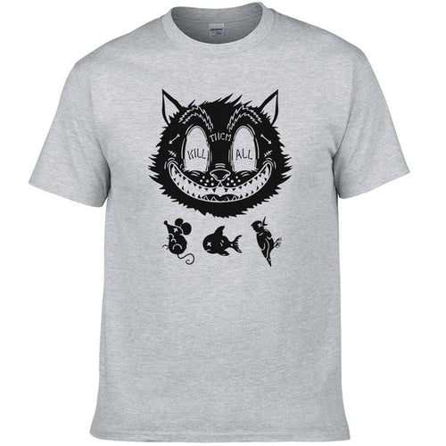Camiseta Cat Kill All.