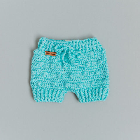 Knitted Diaper Cover