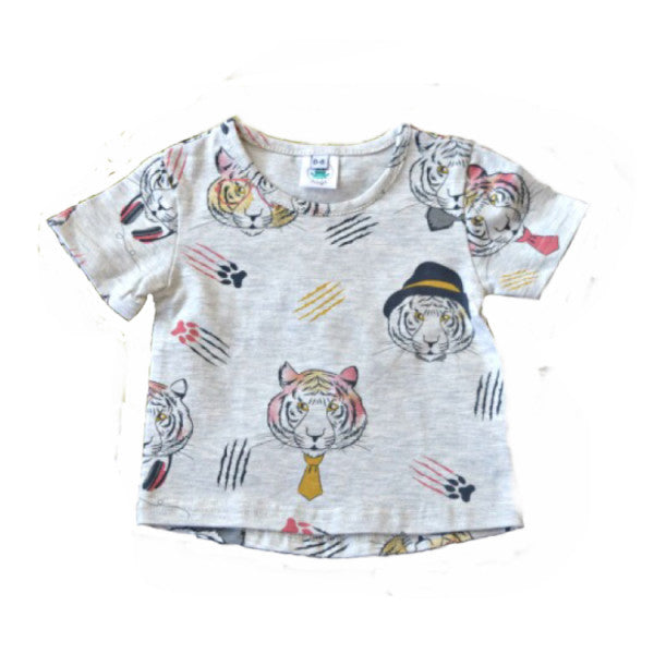 Hipster Tigers T-shirt