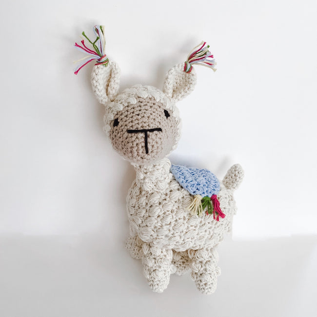 Ash Knitted Alpaca
