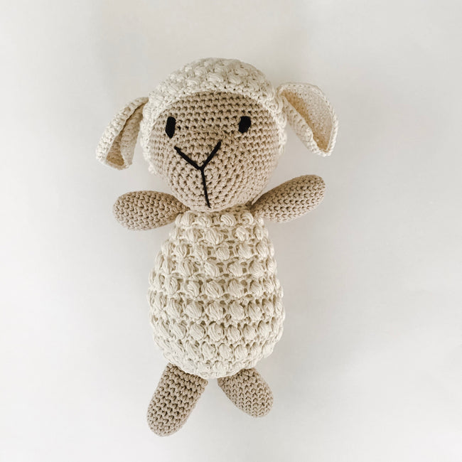 Leo Knitted Lamb