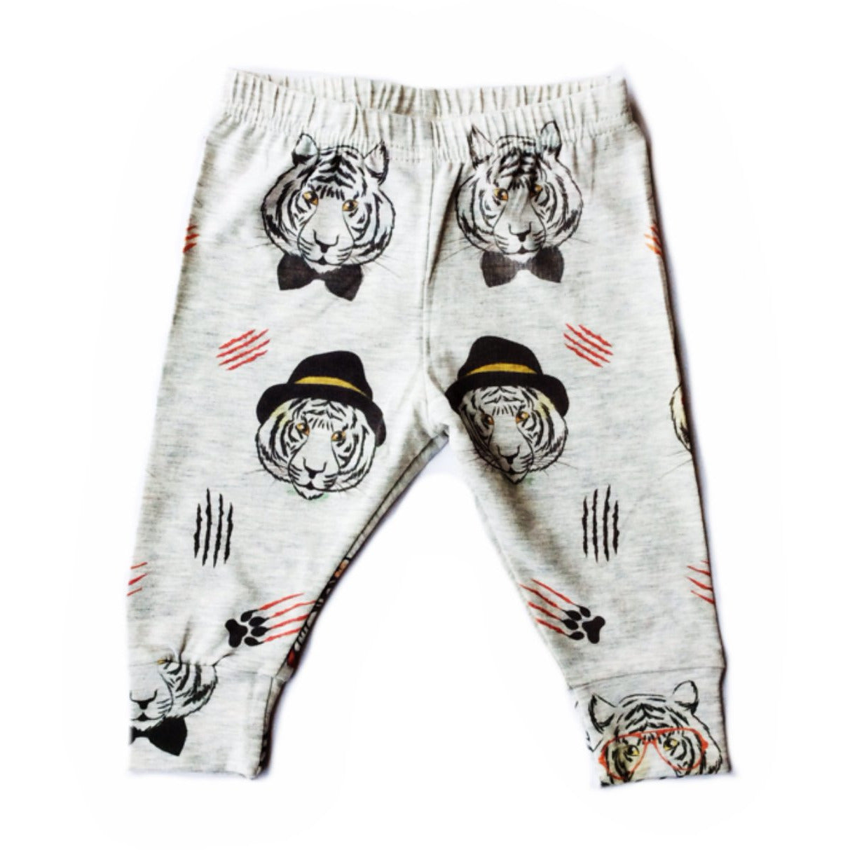 Hipster Tigers Leggings