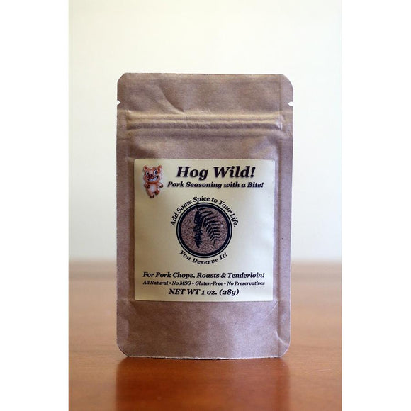 1 oz Hog Wild Pork Seasoning Trial Size