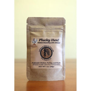 1 oz Plucky Hen Chicken Seasoning Trial Size