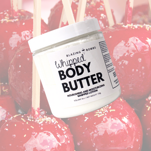 Candy Apple Whipped Body Butter (8oz)