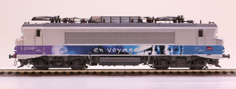 LS Models 10440S  Electric locomotive BB 22000, SNCF (DCC w/Sound)
