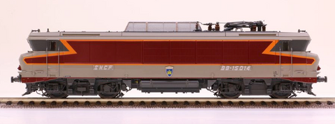 LS Models 10478S  Electric locomotive BB 15000, SNCF (DCC w/Sound)
