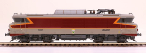 LS Models 10486S  Electric locomotive BB 15000, SNCF (DCC w/Sound)
